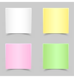 Paper for messages vector