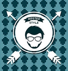 Hipster lifestyle vector