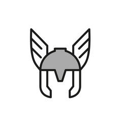 Comic superhero mask vector