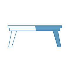 table office furniture decoration image vector image vector image