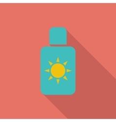 Sunscreen vector image