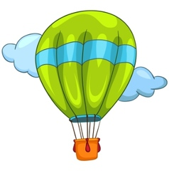 Cartoon balloon vector
