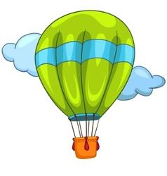 cartoon balloon vector image vector image