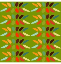 Seamless abstract pattern bright colors vector