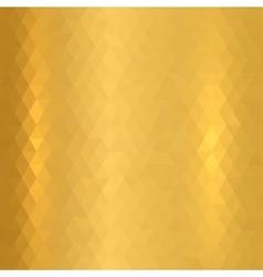 Gold metallic texture vector