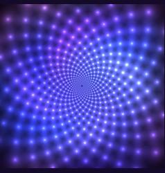 Cosmic shining background vector