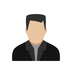 New man avatar icon vector