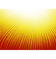 Sunshine brilliant background vector image