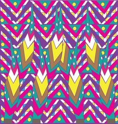 Colorful pattern vector