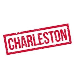 Charleston rubber stamp vector