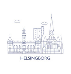 Helsingborg vector