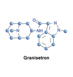 Granisetron serotonin receptor antagonist vector