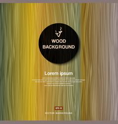 Vintage earthtones wood plank as texture and vector
