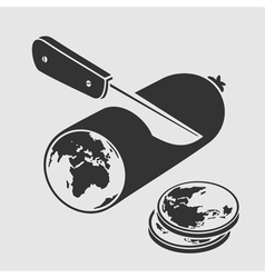 World is there a sausage vector