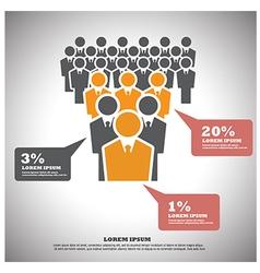 Human resources vector