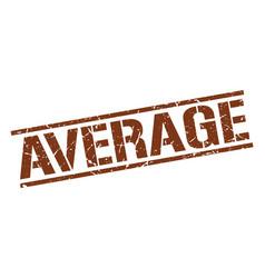 Average stamp vector