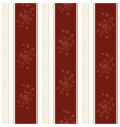 Texture stripped red vector