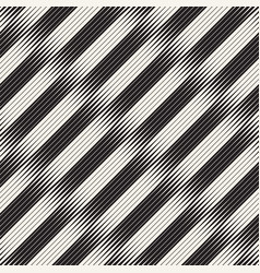 Wavy stripes seamless pattern retro wavy vector