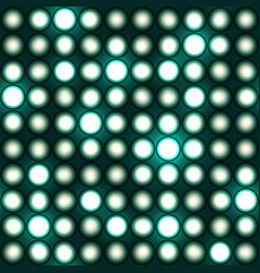 Bright turquoise background vector image vector image