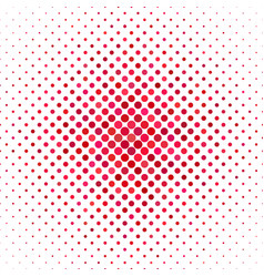 Circle pattern background - geometric graphic vector