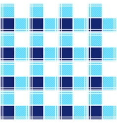 Navy blue white chessboard background vector