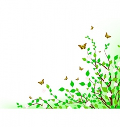 spring inspiration vector image vector image