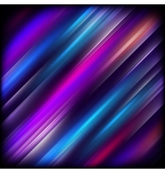 Abstract background with colorful lines EPS 10 vector image vector image