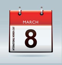 international women's day vector image vector image