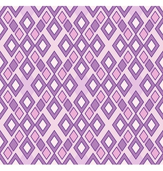 Seamless geometrical pattern vector image vector image