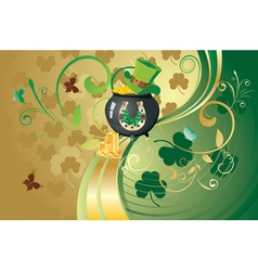 St Patricks Day Design3 vector image vector image