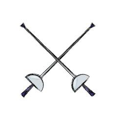 Fencing sport word vector