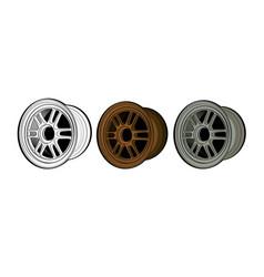Rpf1 max wheel equipment car parts propel vector