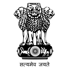 coat of arms of India vector image vector image