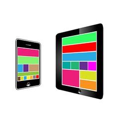 Technology Gadgets Similar vector image