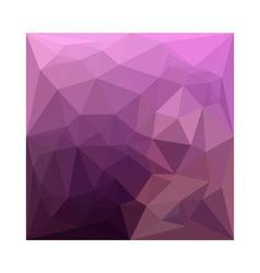 Fandango lavender abstract low polygon background vector