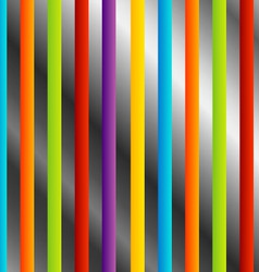 Background with colorful lines vector