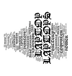 Laptop computers text background word cloud vector