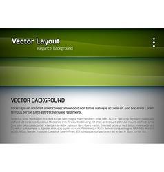 Green design vector