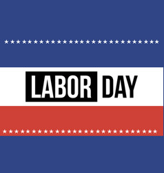 Background of labor day style vector