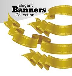 royal gold vector image