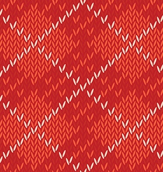 Background seamless pattern texture of red with vector