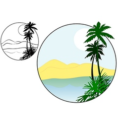 Summer Holiday vector image vector image