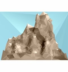 Mountain vector