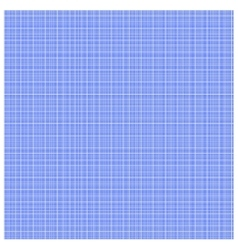 Graph paper background with white lines vector image