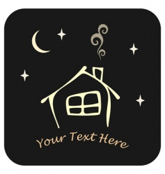 House home icon vector