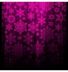 Christmas pink background EPS 10 vector image