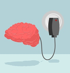 Charge brain charger for cerebrum marrow is vector