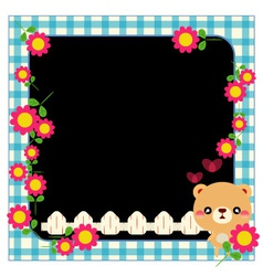 Photo framework vector