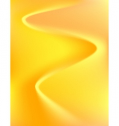Yellow bends vector