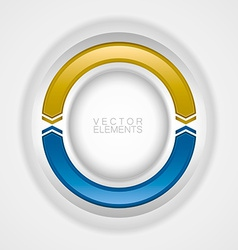 Circle vector image